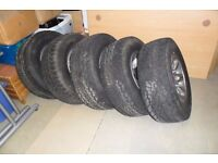 Pajero Shogun L200 Factory Alloy Wheels x 5.
