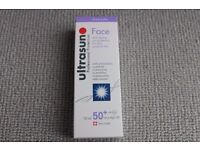 Ultrasun Face 50+ SPF 50ml Sun Protection