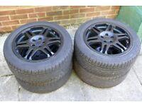 Speedline Alloy wheels 16 inch