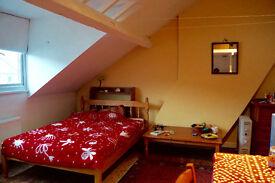 Lovely Attic room in Montpelier