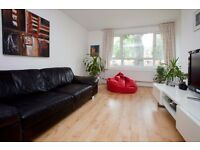 Highbury New Park N5: two bedrooms / quiet street / part furnished / available 18th November