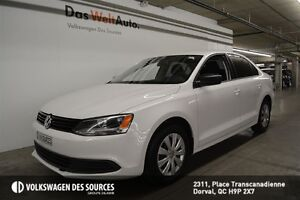 2012 Volkswagen Jetta 2.0L Trendline+, *LOW KMS*,HEATED SEATS, A