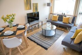 Contractors, Visitors, Tourists Short Stay Let 1, 2 and 3 Bed Serviced Apartments/House in Glasgow.