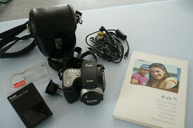 KODAK EasyShare DX6490 digital camera