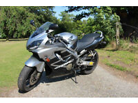 HONDA CBR600F F-6 (Stainless Steel Exhaust)