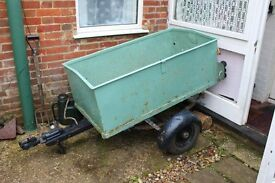 Ex Army Trailer FOR SALE