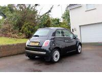 - Smart Looking FIAT 500 Lounge Model for Sale in BLACK-