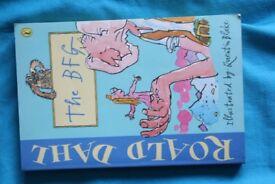 Roald Dahl book called The BFG