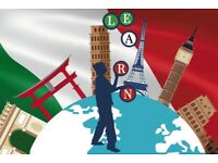 Learn Italian with Pietro -- Italian Classes and Lessons with a real Italian.