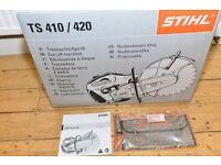Stihl TS 410 2016