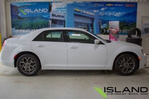 2017 Chrysler 300 S | Remote Start | Leather | Heated Seats