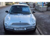 MINI COOPER 1.6 (03) 3DR *LOW MILEAGE*