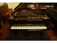 Steinway & Sons, Hamburg cc.1889, Rebuilt Model A Grand Piano With Matching Stool & FREE Delivery