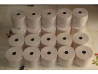 New 5 Star Office Supply Printer Rolls Box of 20 only 10 pounds