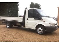 FORD TRANSIT DROPSIDE, OR SIMILAR, URGENTLY WANTED