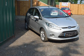 2012 FORD FIESTA ZETEC 1.4 DIESEL 5DR cheap car,perfect for new drivers