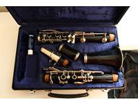 Clarinet, second hand beginner instrument