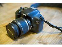 Canon DSLR Camera EOS 550D & kit lens