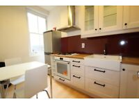 3 double bedrooms, furnished, separate modern kitchen, walk to tube, shops, pubs & supermarkets