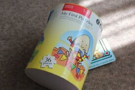 Marks & Spencer My first Puzzles