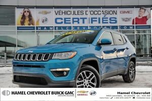 2017 Jeep Compass 4X4+CAMERA DE RECUL