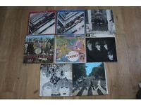 The Beatles Vinyl LP Records