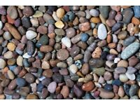 Beach Pebbles 14-20mm Small Bag (approx 20kg)