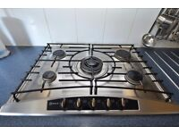 NEFF 5 Burner Gas Hob in very good condition