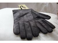 Men's Leather Gloves for sale, £25. Great for cold weather and Christmas.