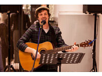 Excellent Singer/Acoustic guitarist available for weddings, events, gigs, parties. Great Rates