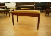 Piano duet bench by Tozer