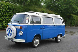 We have a T2 Pop Top nearing completion and a number of VW T25 's for sale .