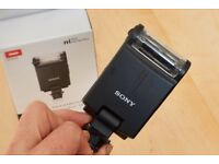 Sony HVL‑F20M External Flash for Sony Emount Cameras