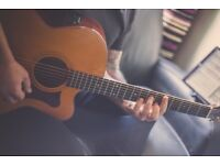 Electric and acoustic guitar tuition Bristol/Westbury On Trym
