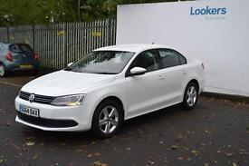 Volkswagen Jetta SE TDI BLUEMOTION TECHNOLOGY (white) 2014-09-01