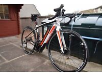 Giant Road E+ 2 Pedal Assist Plus Assorted Extras