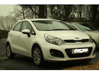 KIA RIO 2 ECODYNAMICS CR 2012 - DEISEL - MANUAL - LOW MILEAGE - £5500 ono