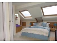 Stunning Large Ensuite double room available to rent at KENTON-HARROW-VEGETARIANS Preferred-£650 PCM