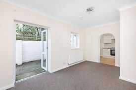 A newly refurbished two bedroom garden flat on Seeley Road.