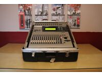 Yamaha 01v Digital Mixing desk. Excellent condition with flight case.