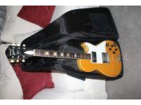 Vintage Harmony Stratotone Mercury/Gibson hybrid Guitar