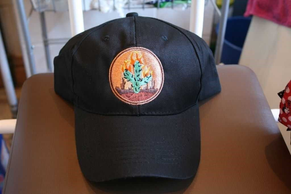 a35319185b New Travis Scott Rodeo Cactus Jack Hat Cap Dad Strapback Tour Merch Black  Astroworld Supreme Nike