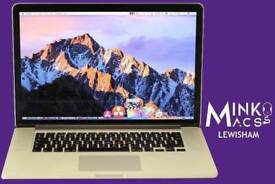15.4' Macbook Pro Retina Quad Core i7 2.5Ghz 16GB Ram 512GB SSD Final Cut Pro Motion Davinci Resolve