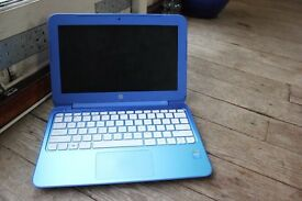 HP STREAM 11 - Excellent, compact laptops with Windows - BLUE or BLACK