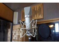 Music Producer Engineer w/High End Music Studio - Central London - £150 full day