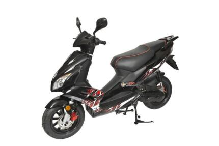 Zoot model R550 2 stroke scooter available now and hard to beat!
