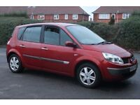 2006 Renault Scenic VVT 11 MONTHS MOT