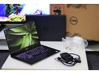 DELL XPS 13 9360 * i5-7300U * 256GB SSD * 8GB RAM * 4K TOUCH SCREEN ULTRABOOK (3.5 years warranty)