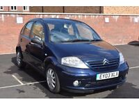 03 Citroen C3 SX Auto 5 Door with Bluetooth Audio