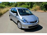 Honda Jazz 1.4 i-DSI SE CVT-7 5dr, Full Automatic, 50+ MPG